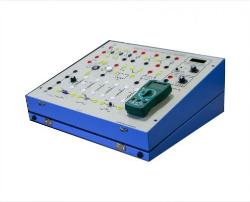 OHM'S LAW & DC CIRCUITS TRAINER