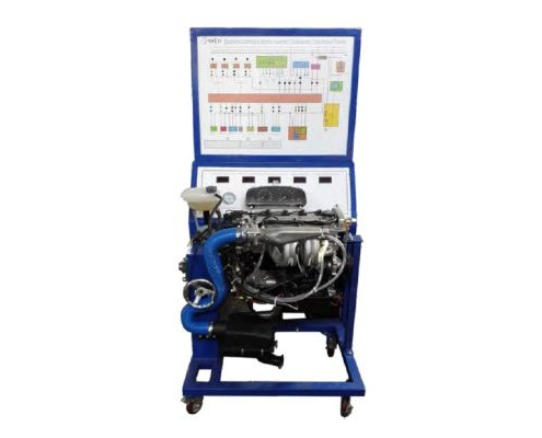 Electronic Controlled Engine Assembly and Disassembly Operational Training Set