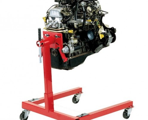 PETROL ENGINE TRAINER ON STAND (WITHOUT WIRING)