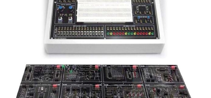ATE-ANAELCT-12 ANALOG ELECTRONICS TRAINER