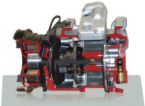 VARIABLE DISPLACEMENT COMPRESSOR STRUCTURE - del